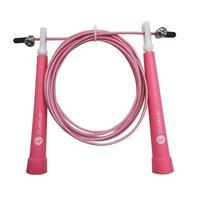 Corde à Sauter Corde à sauter rose Sveltus - Fitnessboutique