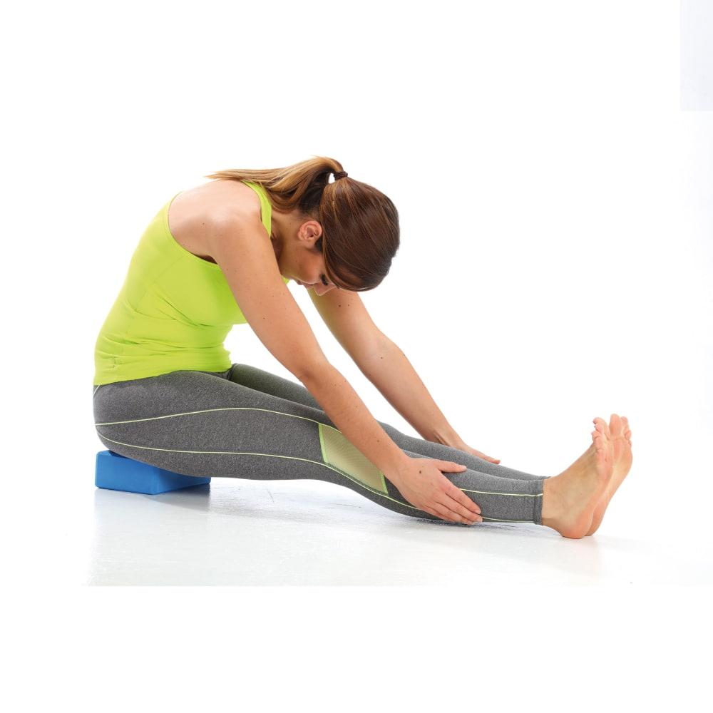 Sveltus Yoga brick bleu