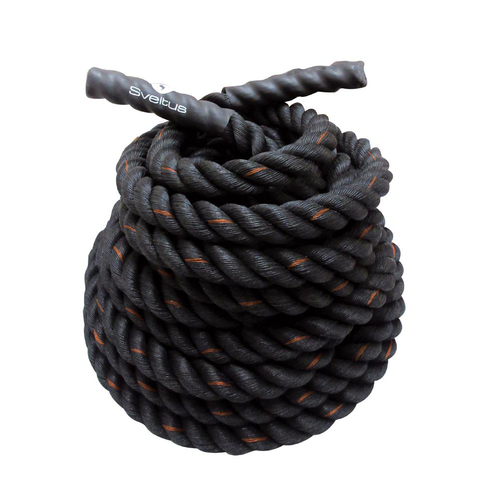 Sveltus Battle rope diamètre 38 mm