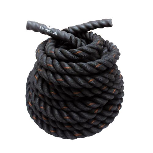 Cordes ondulatoires Sveltus Battle rope diamètre 38 mm