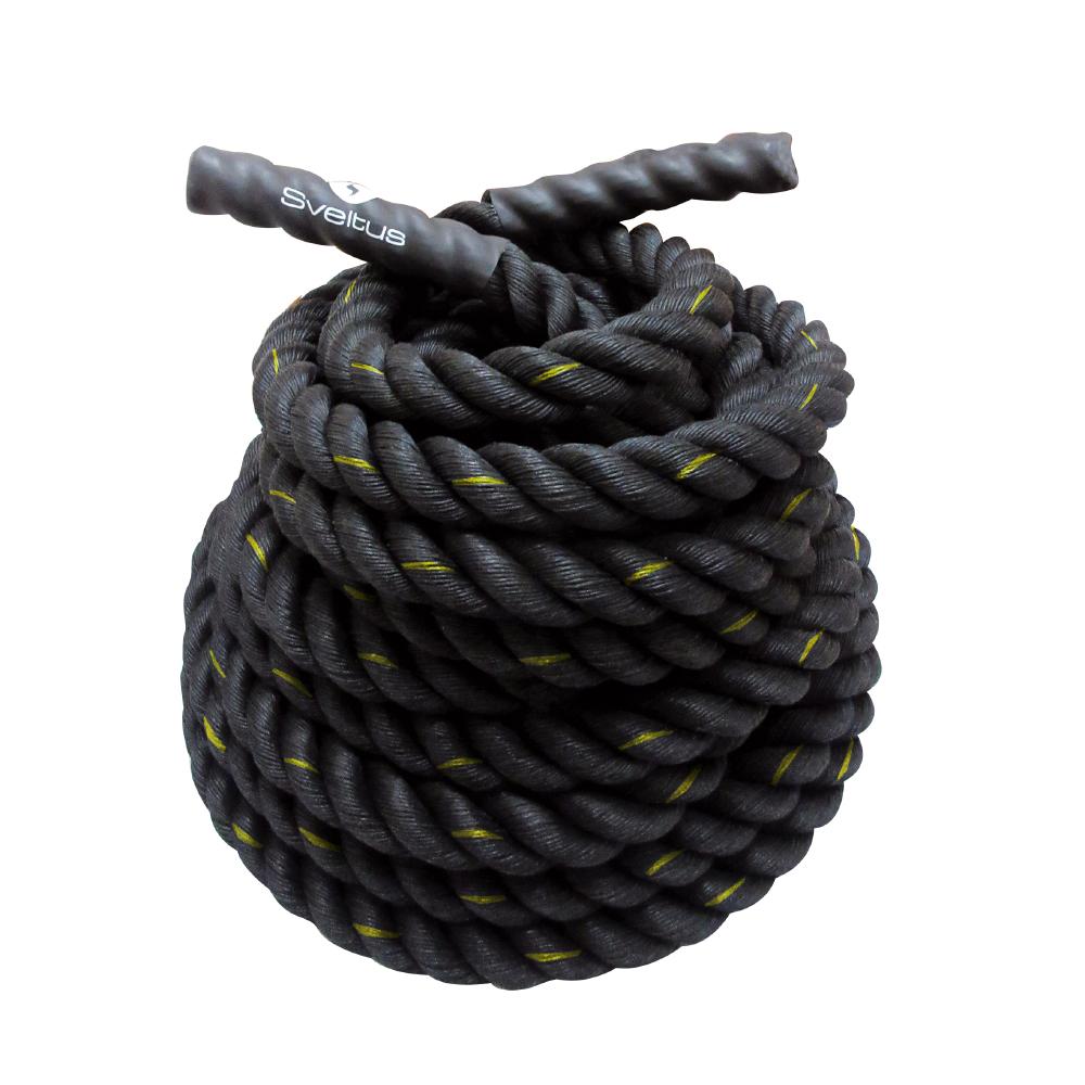 Sveltus Battle rope diamètre 26 mm