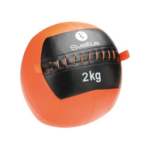 Médecine Ball - Gym Ball Sveltus Wall Ball