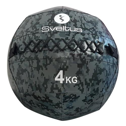 Circuit Training Sveltus Wall Ball Camouflage