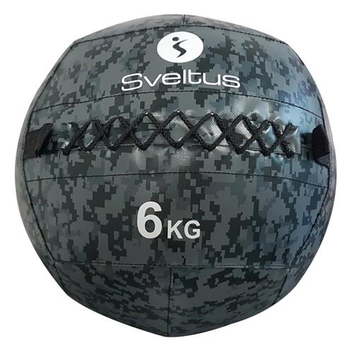 Circuit Training Sveltus Wall Ball Camouflage