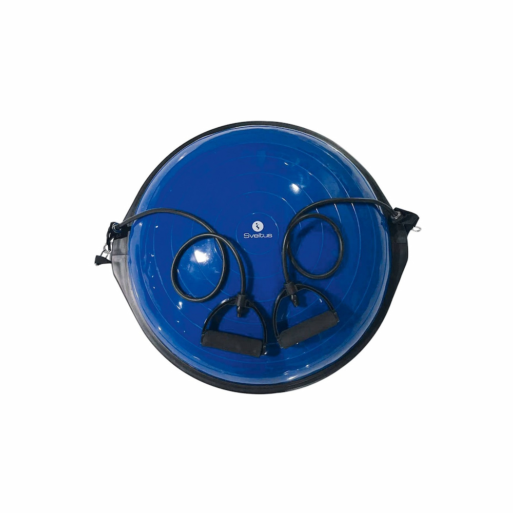 Sveltus Dome trainer bleu antidérapant