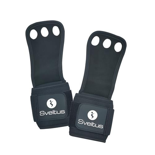 Gants et Straps Sveltus Manique cross training premium L/XL x2