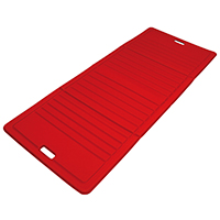 Natte de gym - Tapis de protection Sveltus Tapis pliable antibacterien 13mm