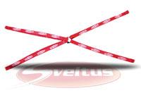 Elastique - Rubber Sveltus Rubberfit 4 bandes + 1 anneau + 1 poster