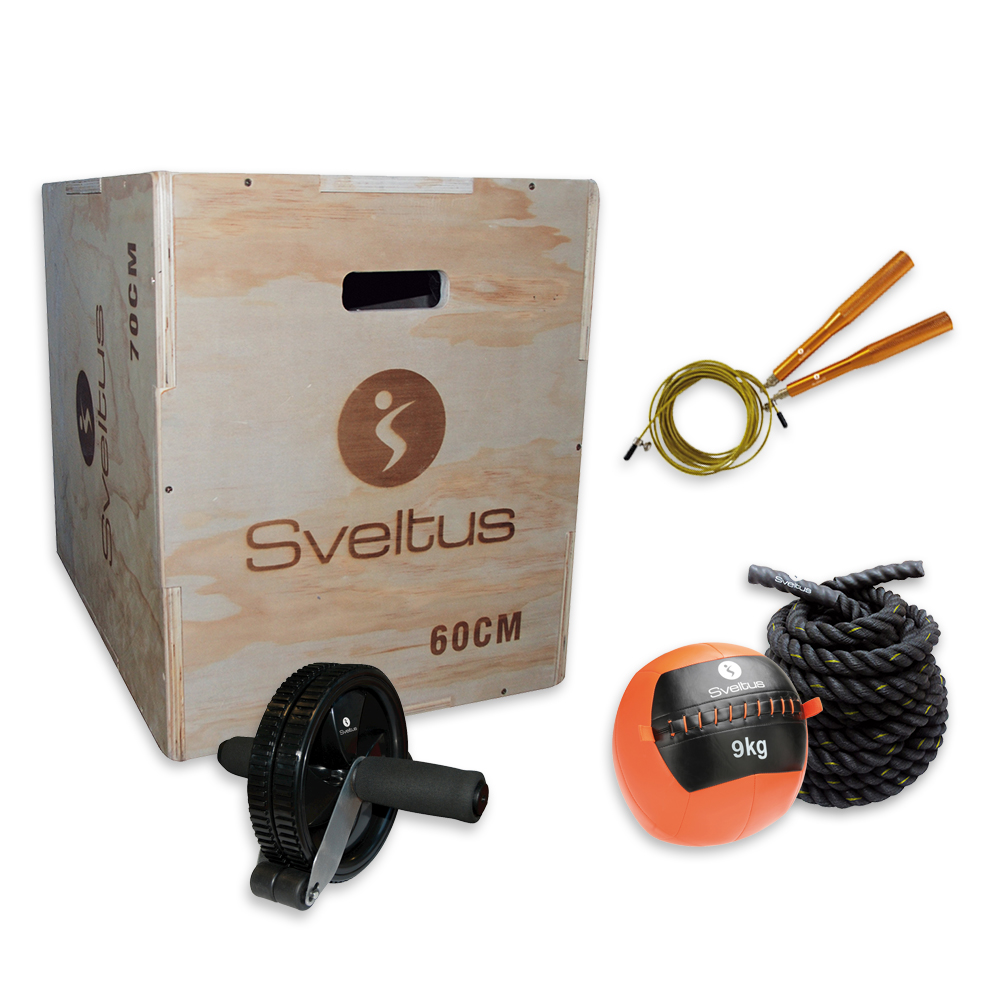 Sveltus Pack Cross Training 3