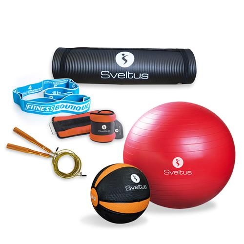 Accessoires Fitness Pack Cross Training 1 Sveltus - Fitnessboutique