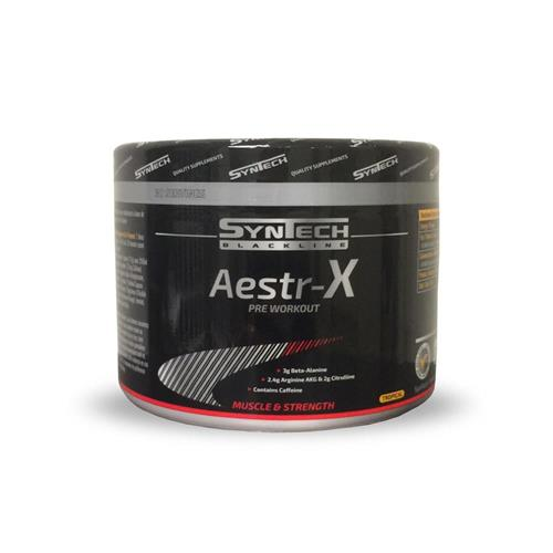 pre workout Aestr-X Syntech - Fitnessboutique