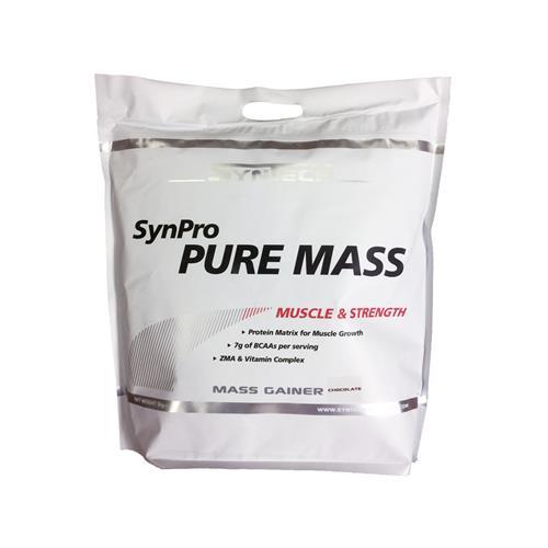 Prise de masse SynPro Pure Mass Syntech - Fitnessboutique