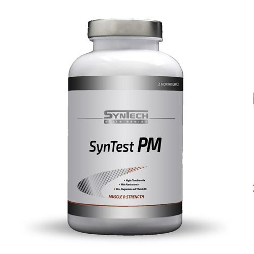 pre workout SynTest PM Syntech - Fitnessboutique