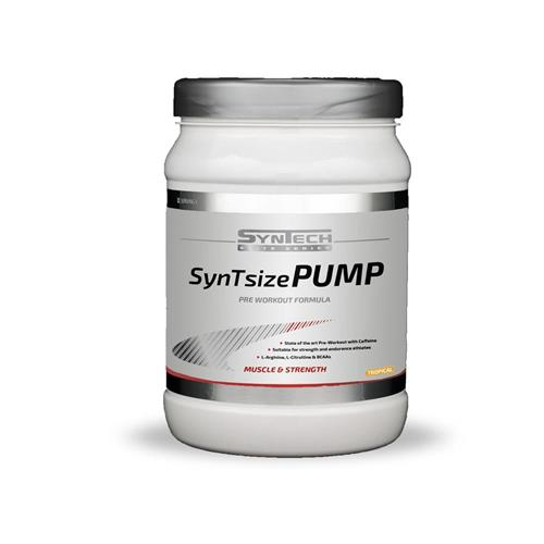 Pre Workout Syntech SynTsize Pump
