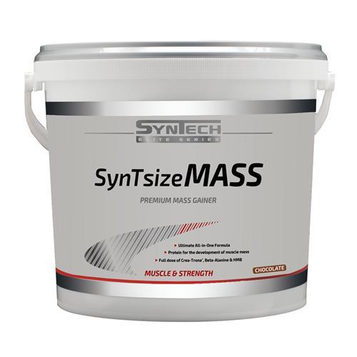 Prise de masse Syntech Syntsize Mass