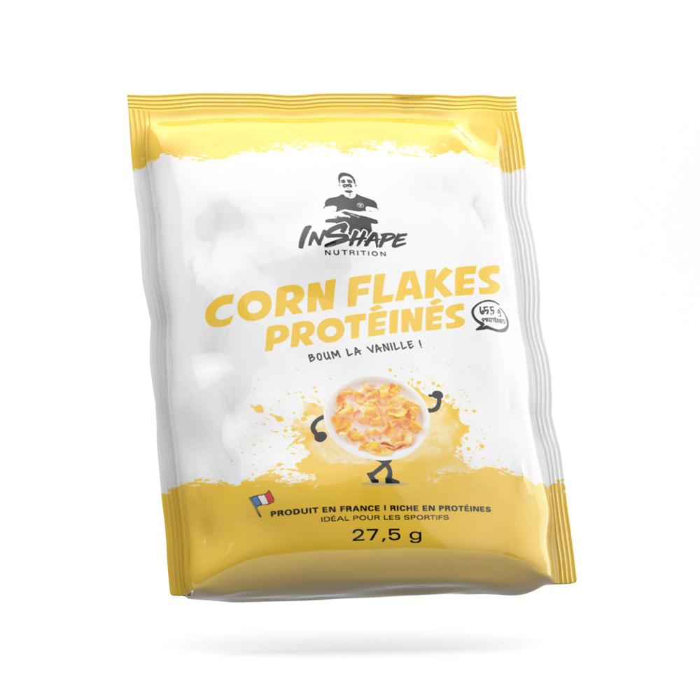 InShape Nutrition Corn Flakes Protéinés