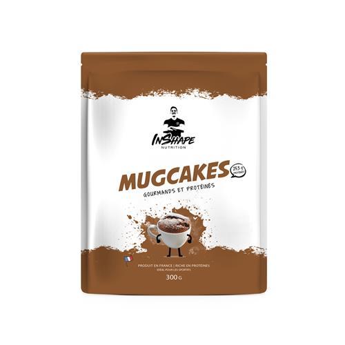 Gâteaux et Muffins Mugcakes InShape Nutrition - Fitnessboutique