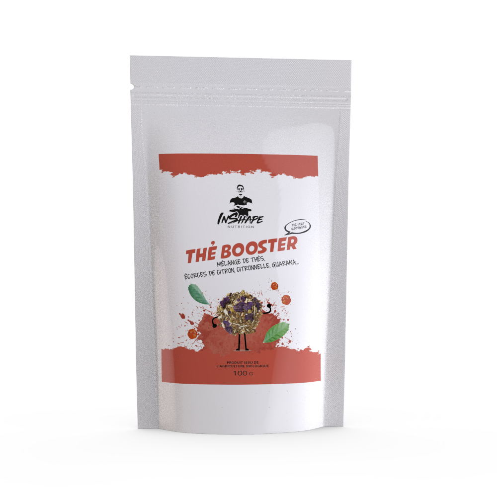InShape Nutrition Thé Booster