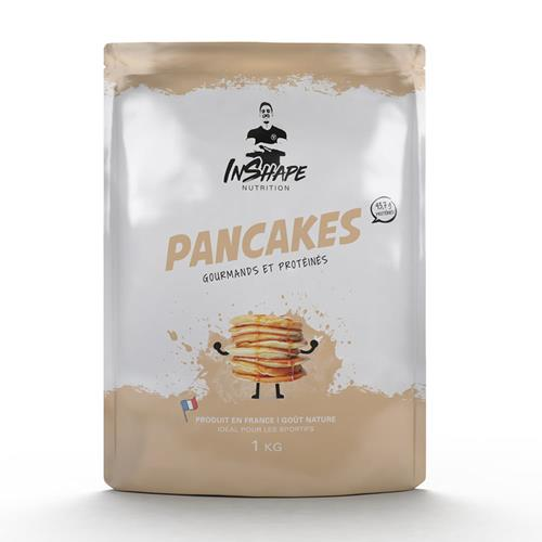 Cuisine - Snacking InShape Nutrition Pancakes