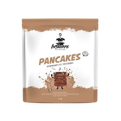 Pancakes InShape Nutrition Pancakes chocolat