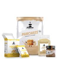 Pancakes Pack Petit-Déjeuner Sportif et Gourmand InShape Nutrition - Fitnessboutique