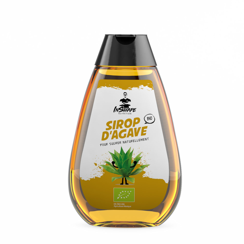 InShape Nutrition Sirop d'Agave