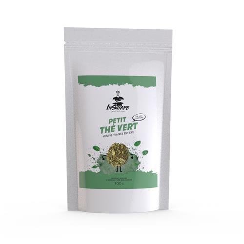 Thé Petit Thé vert InShape Nutrition - Fitnessboutique