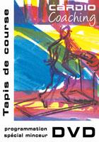 Librairie - Musique Cardiocoaching DVD Tapis de course programme minceur