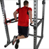 Bodysolid Option Dips pour cage à squat GPR378