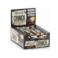 Barres protéinées Crunch High Protein Low Sugar Bar Warrior - Fitnessboutique