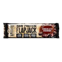 Barres protéinées Raw Protein Flapjack Warrior - Fitnessboutique