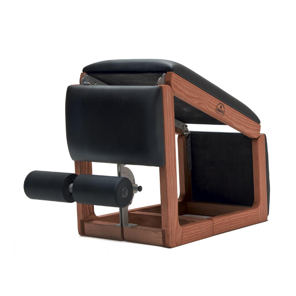 banc de musculation nohrd tria trainer club sport simili cuir noir cuir noir simili cuir noir. Black Bedroom Furniture Sets. Home Design Ideas