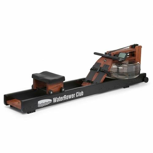 Rameur Club Sport  avec moniteur S4 Waterrower - Fitnessboutique