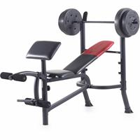 Banc de musculation Pro 265 Weider - Fitnessboutique