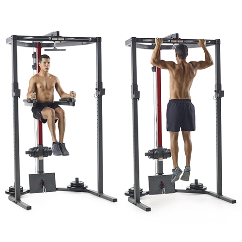 Smith Machine Power Rack Weider Fitnessboutique