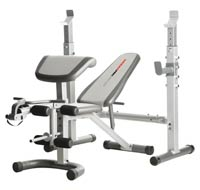 Banc de musculation Weider PRO 290 CW