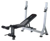 Banc de musculation Weider Banc 340 LC