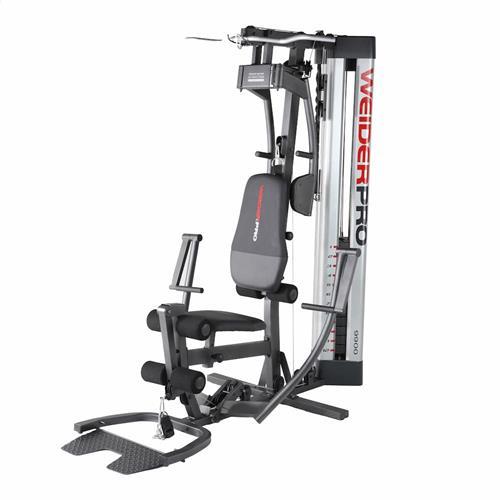 Appareil de musculation Weider Pro 9900