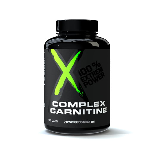Sèche - Définition XNative Complex Carnitine