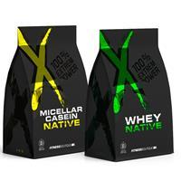Whey protéine Pack Protéine XL Jour Nuit XNative - Fitnessboutique