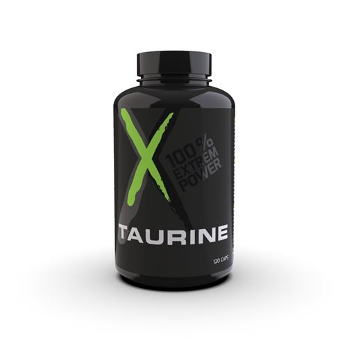 Complements Energetiques Taurine XNative - Fitnessboutique