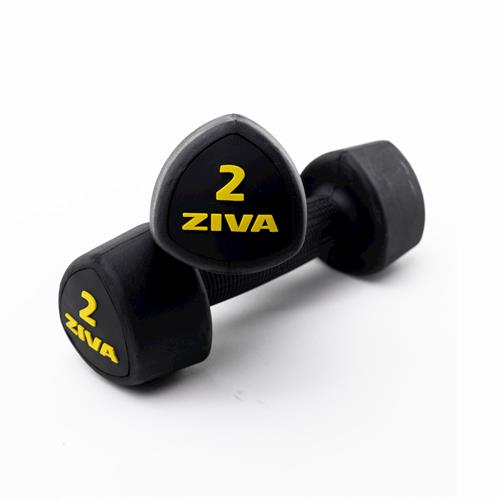 Barres et haltères spécifiques Ziva Studio Tribel Dumbbells