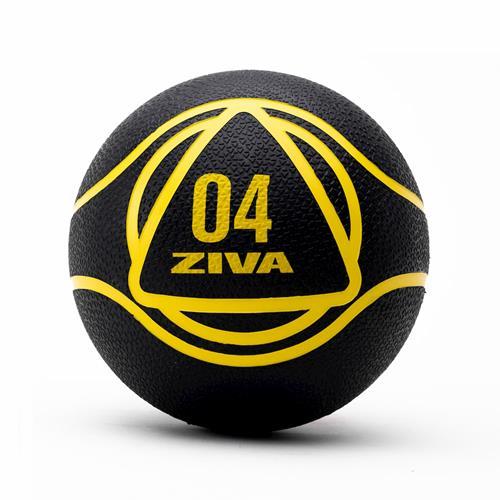Médecine Ball et Balle lestée Ziva Medicine Ball