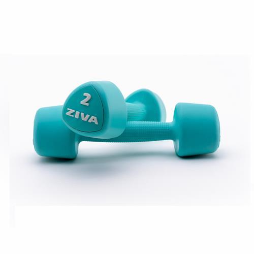 Barres et haltères spécifiques Urethan Studio Tribel Dumbbell Ziva - Fitnessboutique